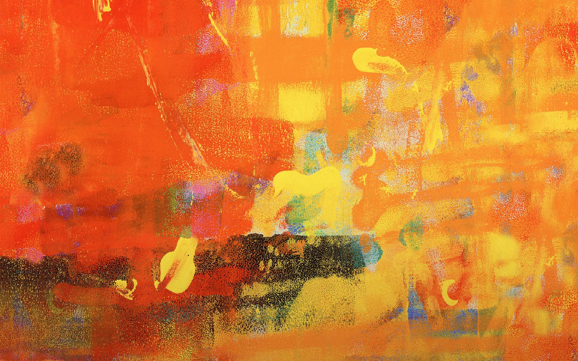 abstract painting slide 3